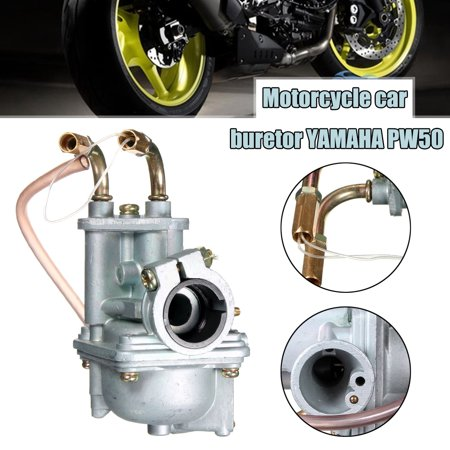 Carburetor For Yamaha 1981-2009 PW50 PW 50 QT 50 Yzinger Motorcycle Carburetor - image 1 of 7