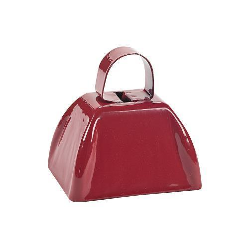 IN-47 5982-A Burgundy Cowbells Per Dozen by Oriental Trading Company