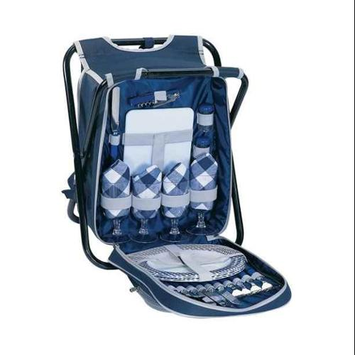 Sutherland Baskets - Homestead Picnic Backpack in Blue
