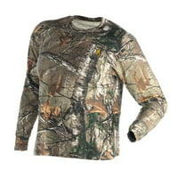 Browning 3011372402 Youth Realtree Xtra Wasatch Jr Long Sleeve T-Shirt Medium