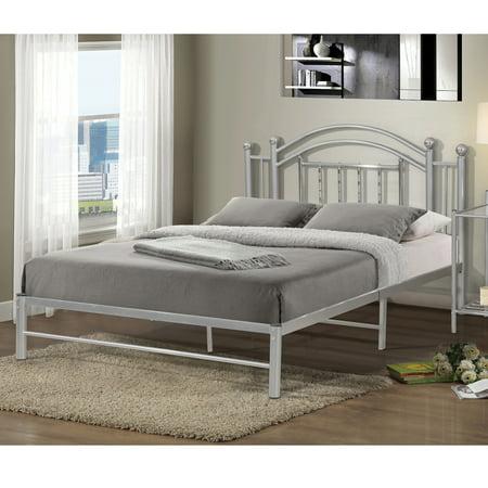 Home Source Gabriel Chrome Full Bed