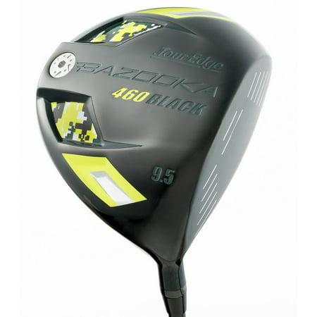 Tour Edge Senior Bazooka - Tour Edge Bazooka 460 Golf Driver, 12.0 Degrees, 55 G - Senior Flex, Right Handed