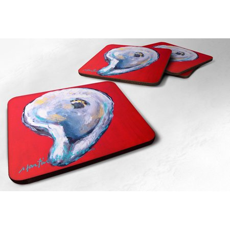 Oyster Shell Set (Set of 4 Oyster Wiggle My Shell Foam)