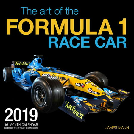 - The Art of the Formula 1 Race Car 2019 (Other)