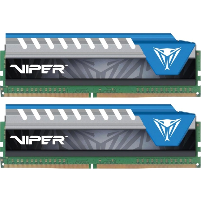 Patriot Memory Viper Elite 16GB (2x8GB) DDR4 2400 MHz Non-ECC Unbuffered Memory