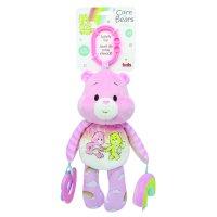 "Care Bears ""Cheer Bear"" Developmental Activity Plush"