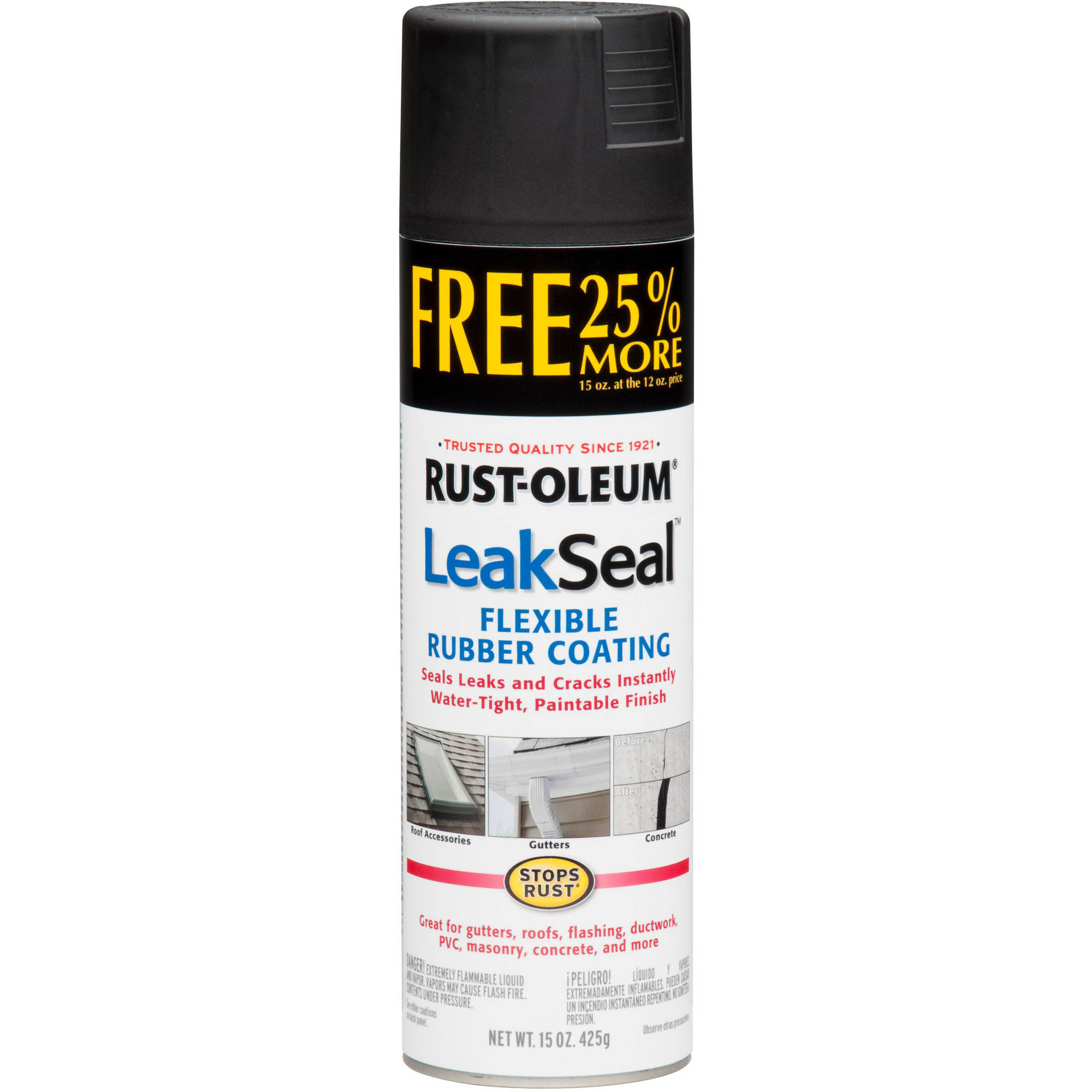 Rust-Oleum LeakSeal Spray, 15 oz