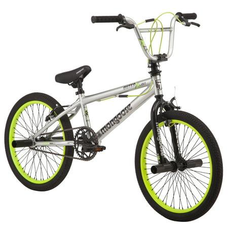 Mongoose Outerlimit BMX Bike, 20
