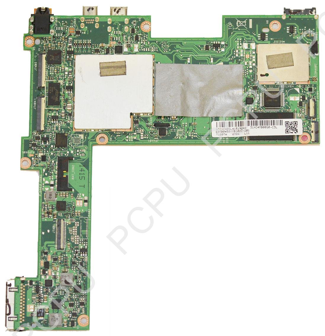 60NB0450-MB1022 Asus Transformer T100TA Tablet Motherboard 32GB w/ Intel Atom Z3740 1.33Ghz CPU