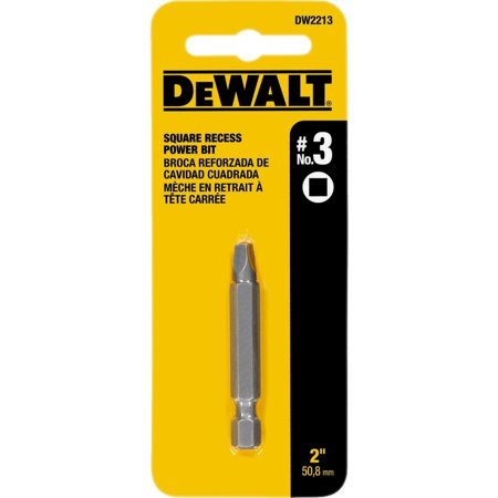 DeWalt Power Screwdriver Bit - Dewalt Screwdriver Bits