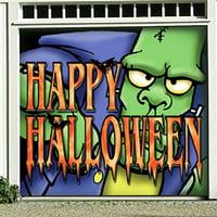 The Holiday Aisle Big Frank Garage Door Mural