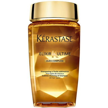 6.8 Ounce Liquid - L'Oreal Paris Kerastase Elixir Ultime Oleo-Complexe Shampoo, 6.8 fl oz