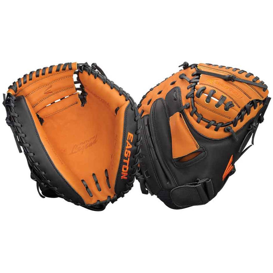 Easton YOUTH BASEBALL A130628LHT FUTURE LEGEND FL3000BKTN 11.5 IN 1B MITT LHT by Easton