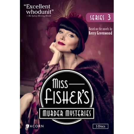 Miss Fisher's Murder Mysteries: Series 3 (Miss President Series)