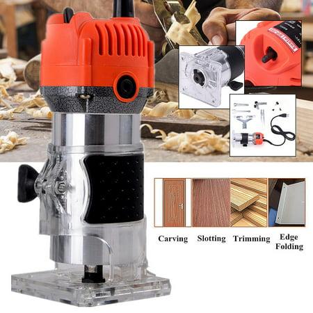 110V 750W 30000r/m woodworkingknife 1/4