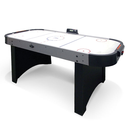 Goal Flex 6' Turbo Hockey Table With Electronic Scorer
