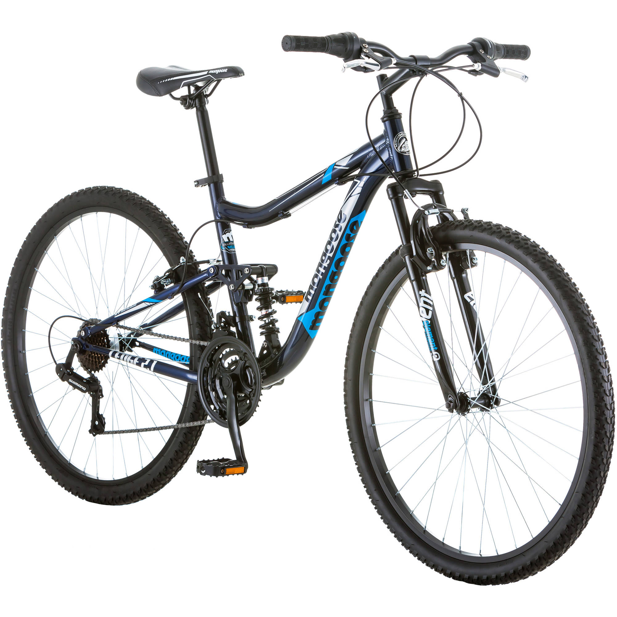 "27.5"" Mongoose Ledge 2.1 Men's Bike, Deep Navy"