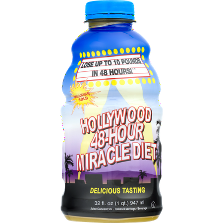 Hollywood 48 Hour Miracle Diet - The Recipe Circus