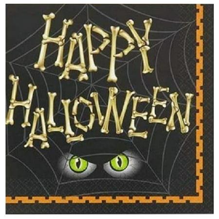 Halloween Bones Dinner Napkins for $<!---->