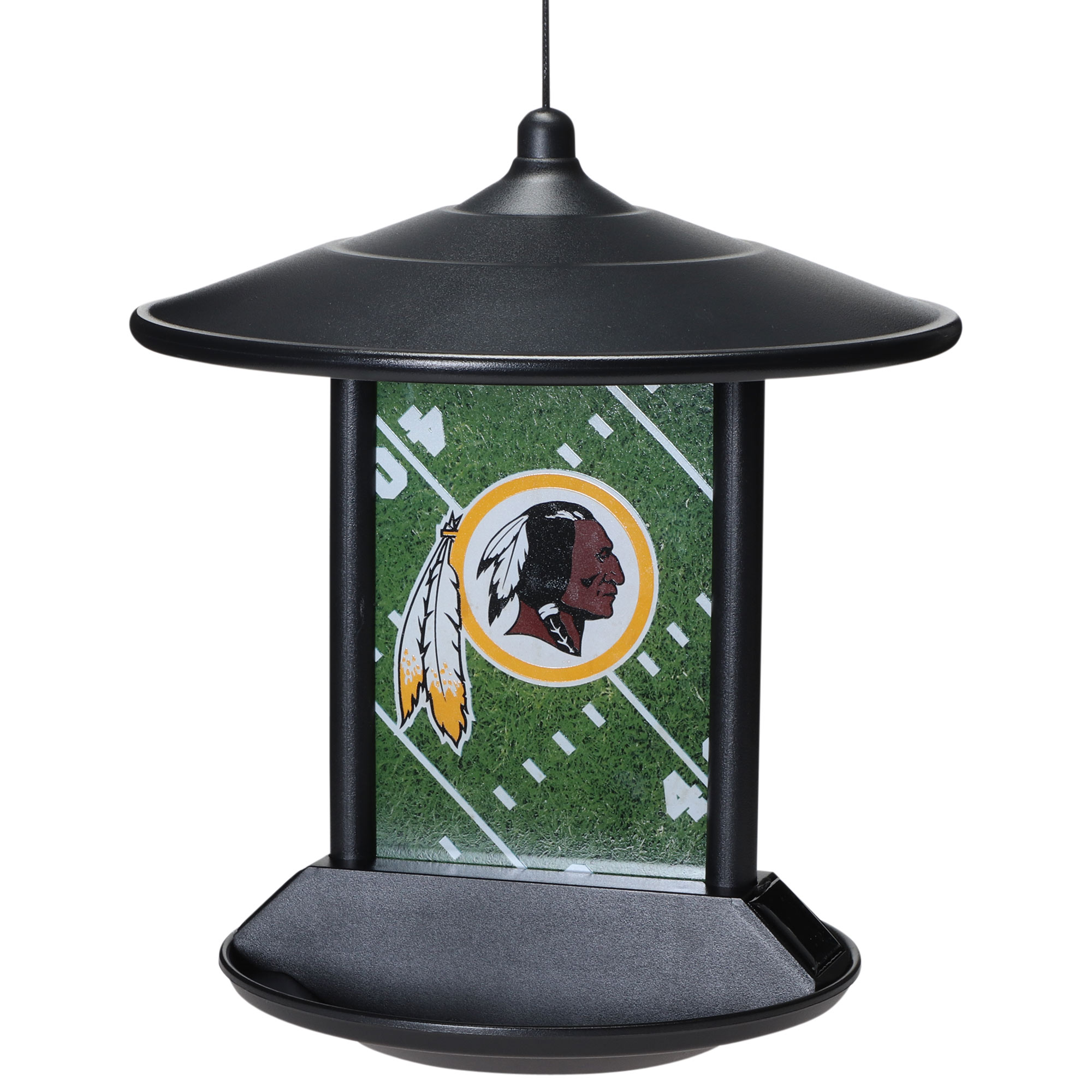 Washington Redskins Solar Feeder - No Size