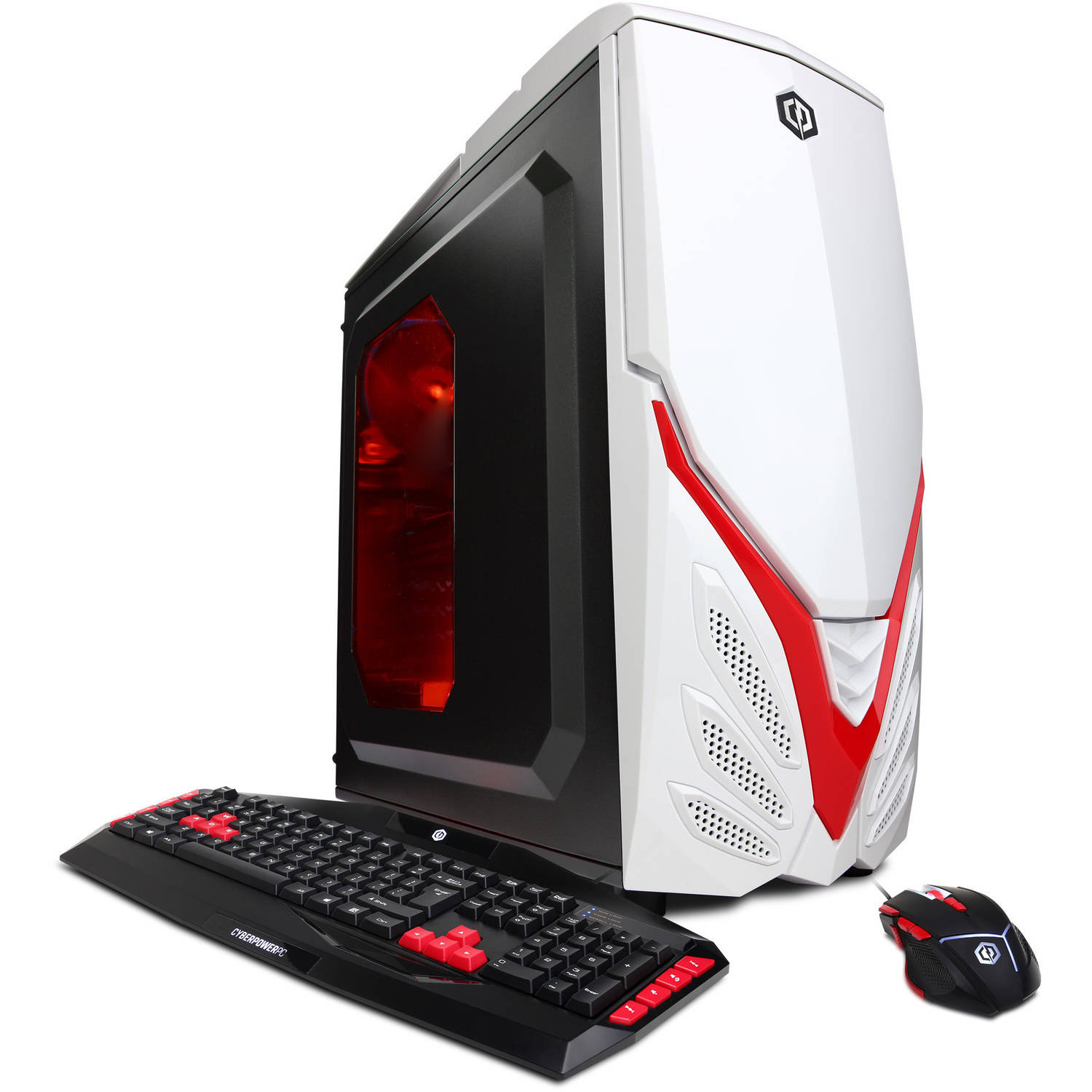 CyberPowerPC Gamer Ultra GUA4400W Gaming Desktop PC with AMD FX-6300 Processor, 8GB Memory, 1TB Hard Drive and Windows 10 Home (Monitor Not Included)