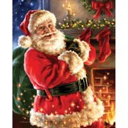 Night Before Christmas CC Exc 1000 Piece Puzzle, 1,000 Piece Puzzles by Allied