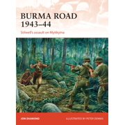Burma Road 1943–44 - eBook