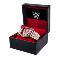 Official WWE Authentic  Universal Championship Title Belt Collector's Watch Multi