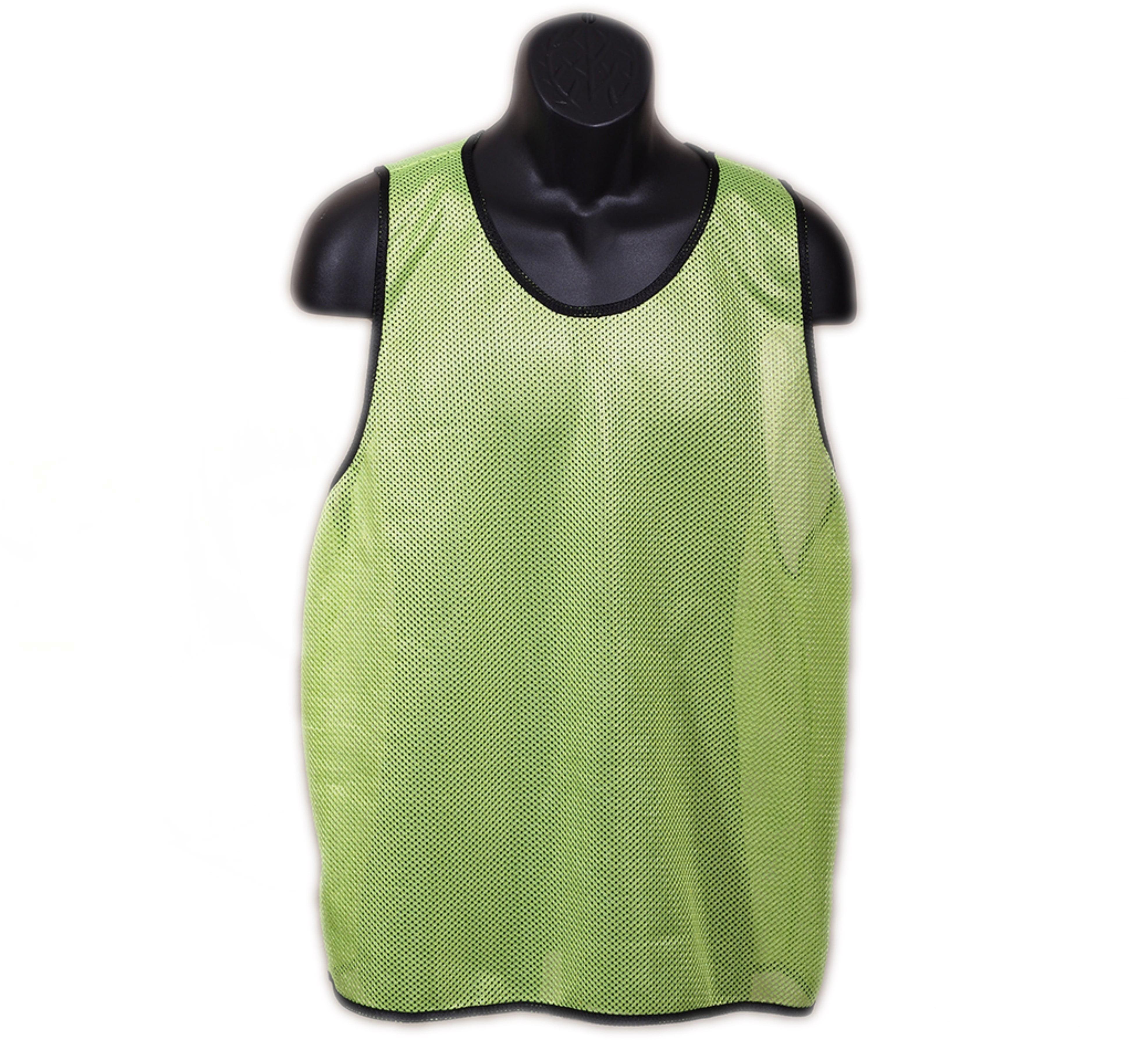 53bdf7851 6 Scrimmage Pinnies Vests Mesh Soccer Practice - Walmart.com