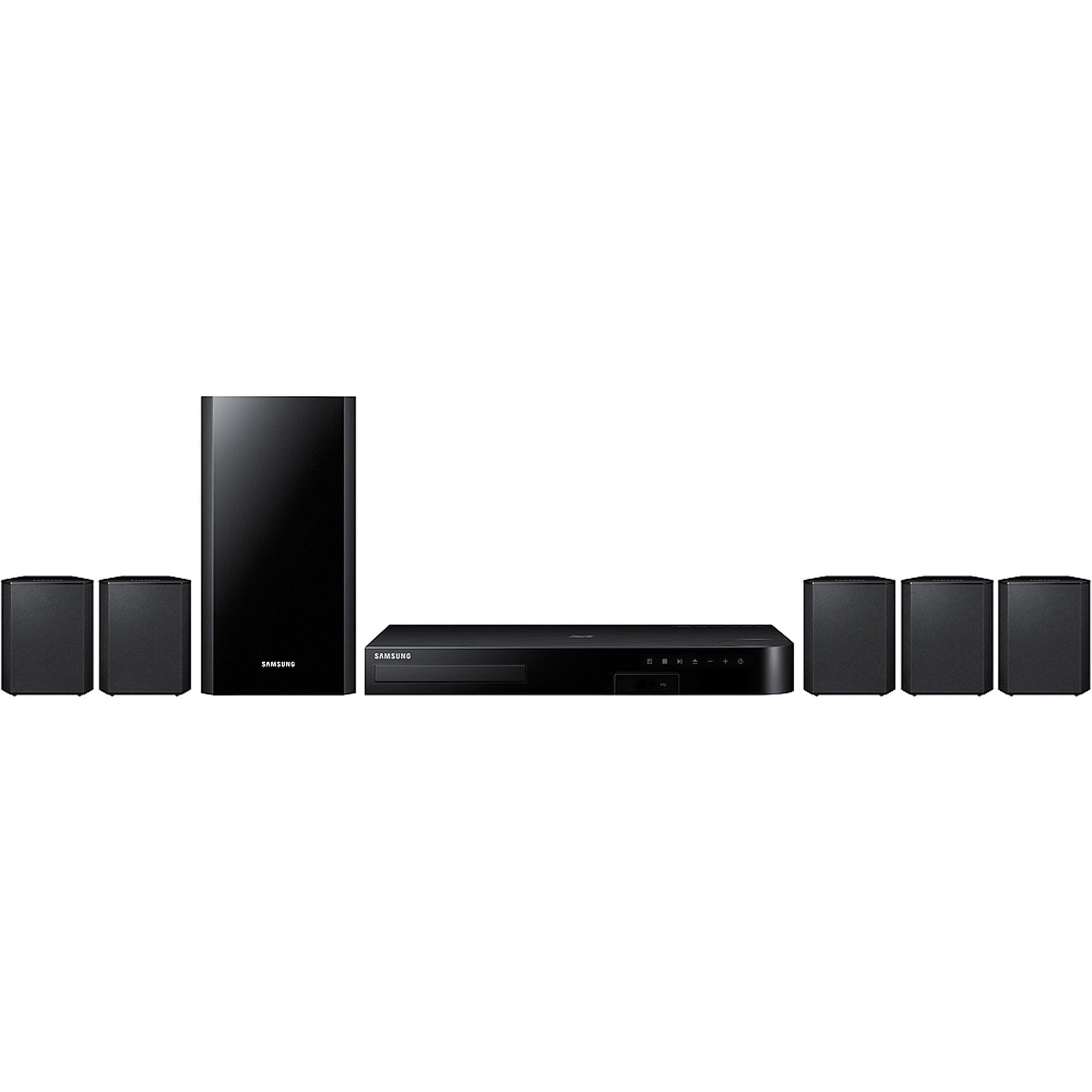Samsung Home Theater System 5.1ch 500W (HT-J4500/ZA)