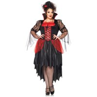 Crimson Lady Adult Plus Size Halloween Costume