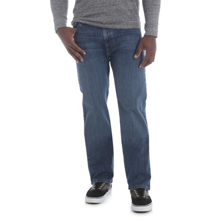 - Wrangler Men's 5 Star Regular Fit Jean with Flex