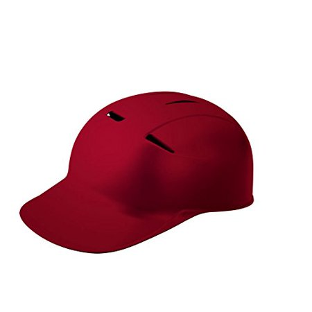 Baton Grip Cap (CCX Grip Skull Cap, Maroon, Small/Medium, A168 048 Small/Medium (Hat size 6-7/8 – 7-1/4) A168 049 Large/X-Large (Hat size 7-1/4 – 7-5/8) By Easton from USA )