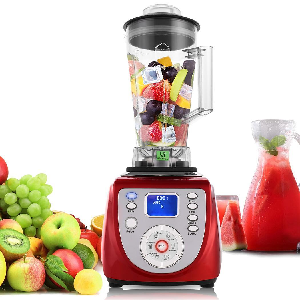 Hifashion  1800 W 2L High-powered Professional Blender with Mixer Jug  Kitchen System HFON