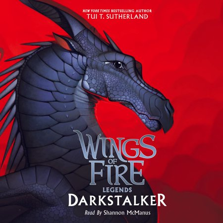- Wings of Fire: Legends: Darkstalker - Audiobook