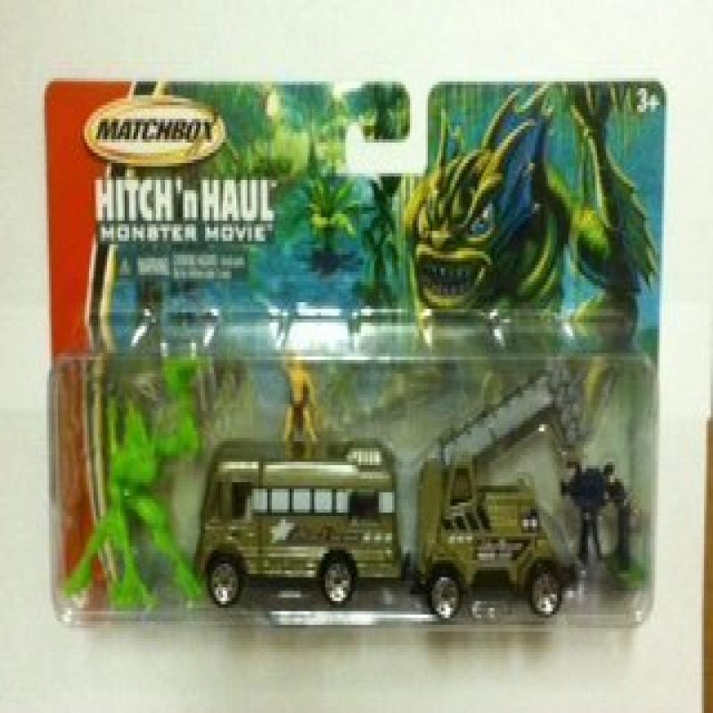Matchbox Hitch 'N Haul Monster Movie by