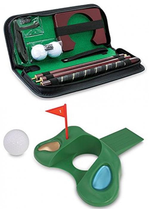 KOVOT Golf Gift Set Office Golf Putting Gifts by Kovot