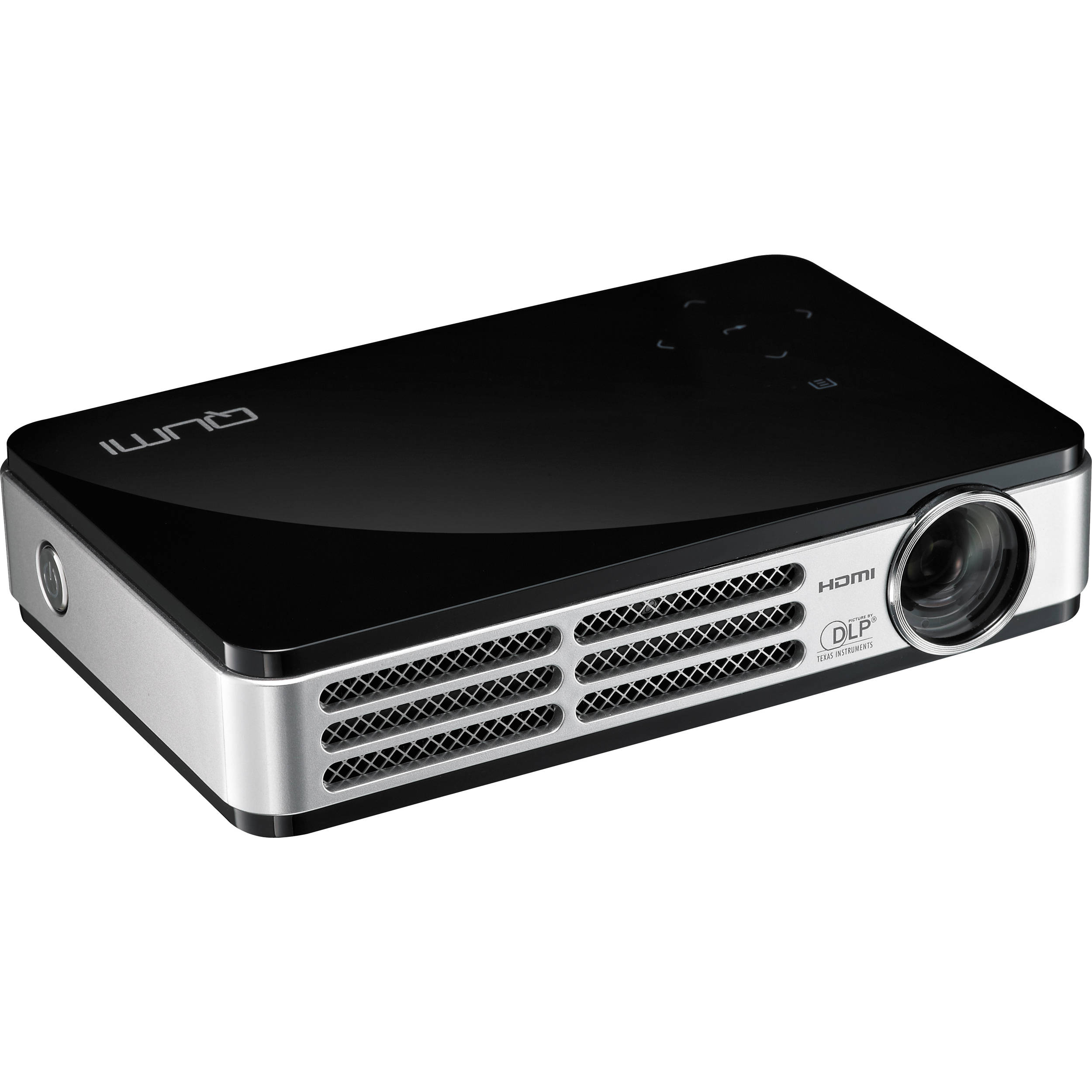 Vivitek Qumi Q5 HD LED Pocket Projector Q5-BK, Black