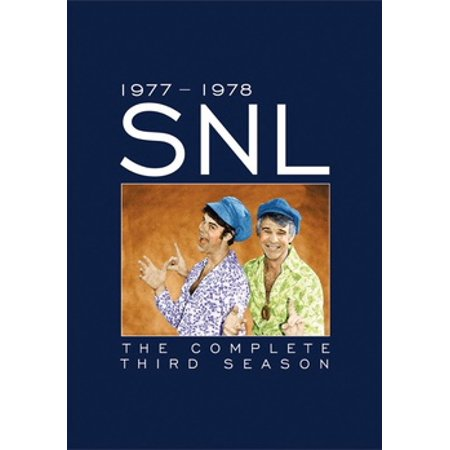 Saturday Night Live: The Complete Third Season (DVD)