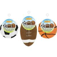 Westminster Pet Asst Plush Sports Balls 01221-A