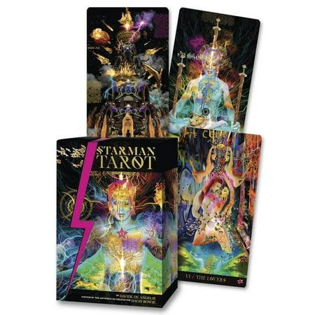 Starman Tarot Kit (Other) - The Halloween Tarot Book