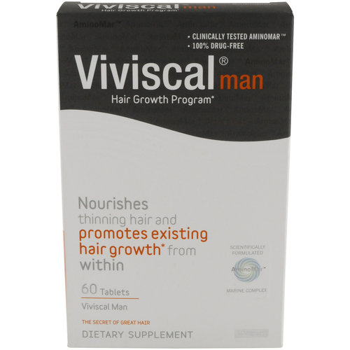 Viviscal Man Dietary Hair Supplements 60 ct