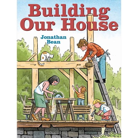 Building Our House (House Building Books)