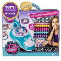 Cool Maker KumiKreator Friendship Bracelet Maker Kit Deals