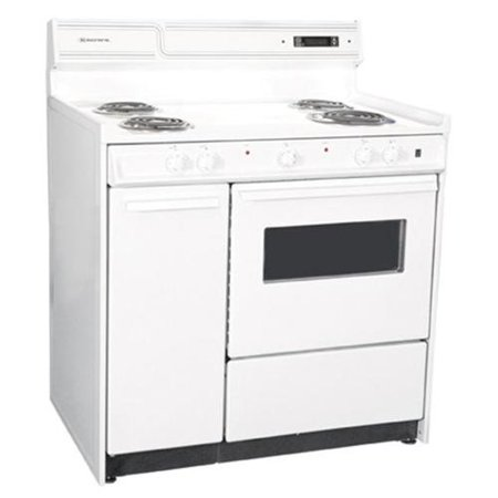 36 Electric Range >> Brown Wem430kw 36 Inch Electric Range