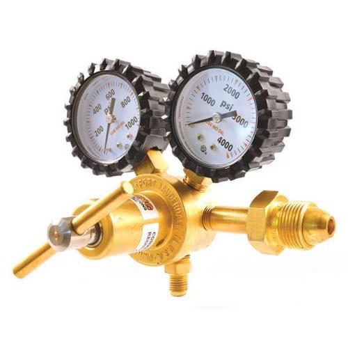 UNIWELD RHP800 Specialty Gas Regulator,50 to 800 psi G2596469