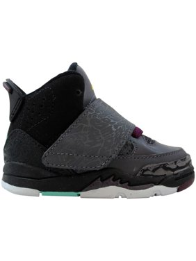 Nike Air Jordan Son of Low Dark Grey/University Gold-Bordeaux-Clay Maroon 512244-038 Toddler