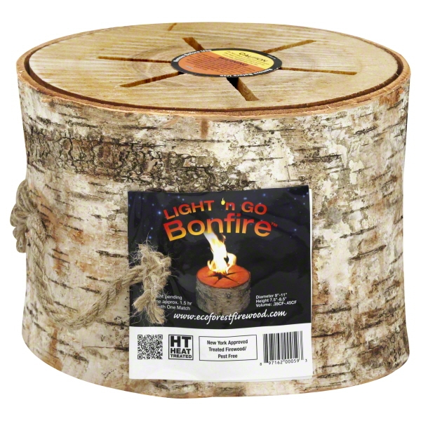 Light'n Go Bonfire Fire Log