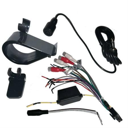 Jensen 30313960 Wire Harness and Bluetooth Microphone Jensen Wireless Mic
