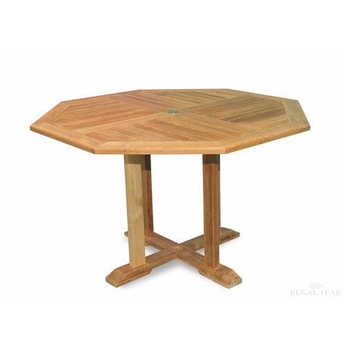 Regal Teak Teak Dining Table